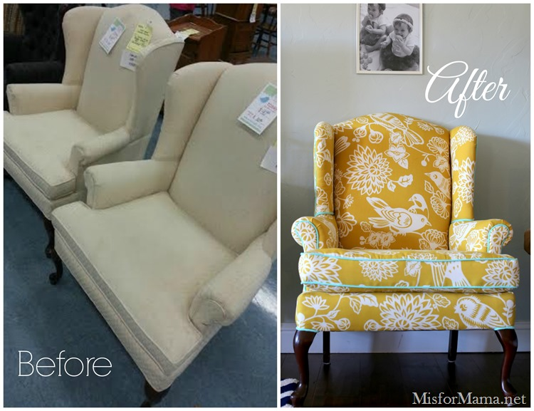 before and after chair pic