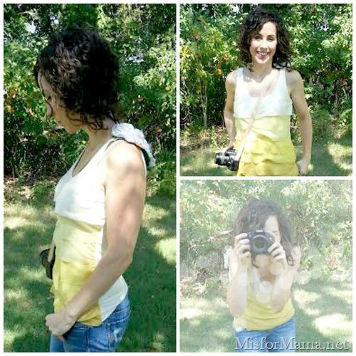 bib necklace camera strap collage