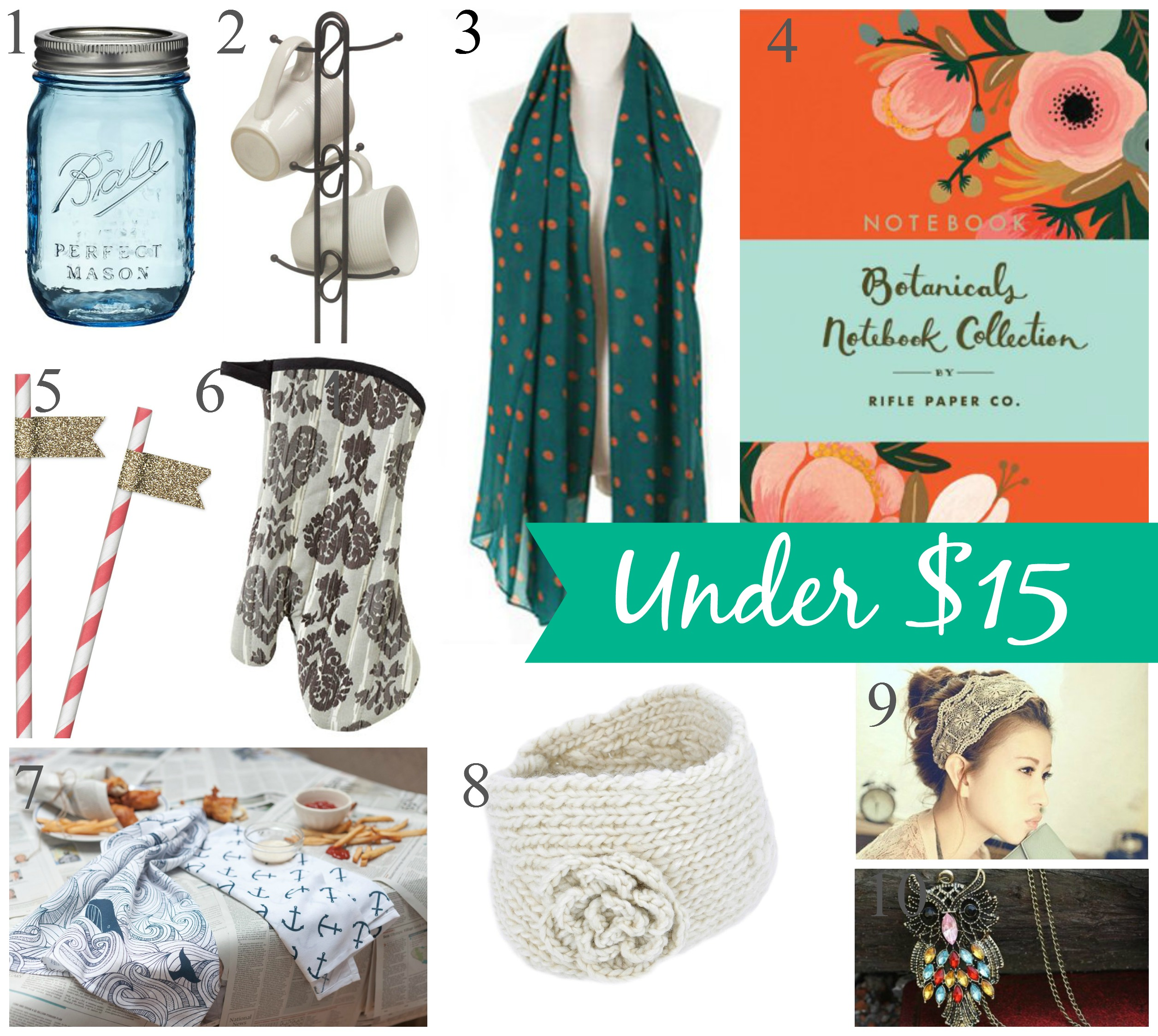 Gift ideas under $50 for christmas