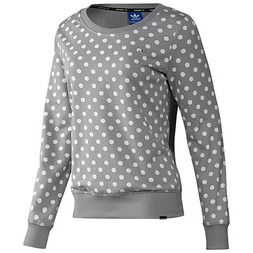 adidas dot sweat shirt