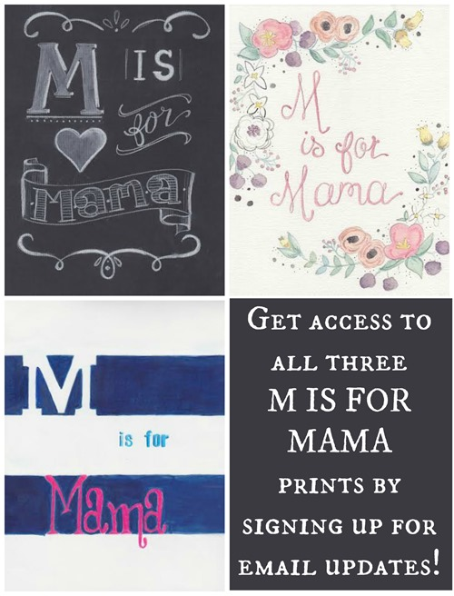 Mama collage