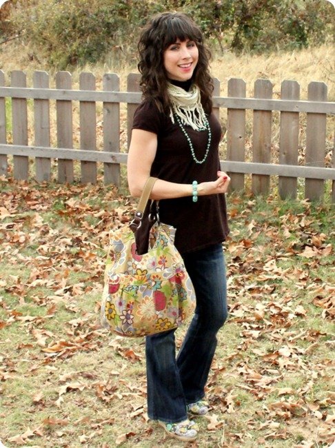 fossil bag carried