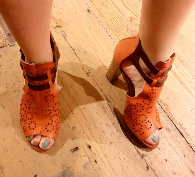 anthro shoes