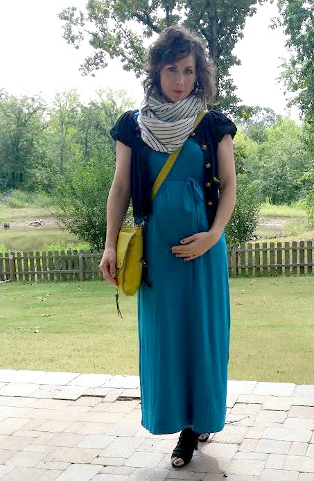blue ON maxi