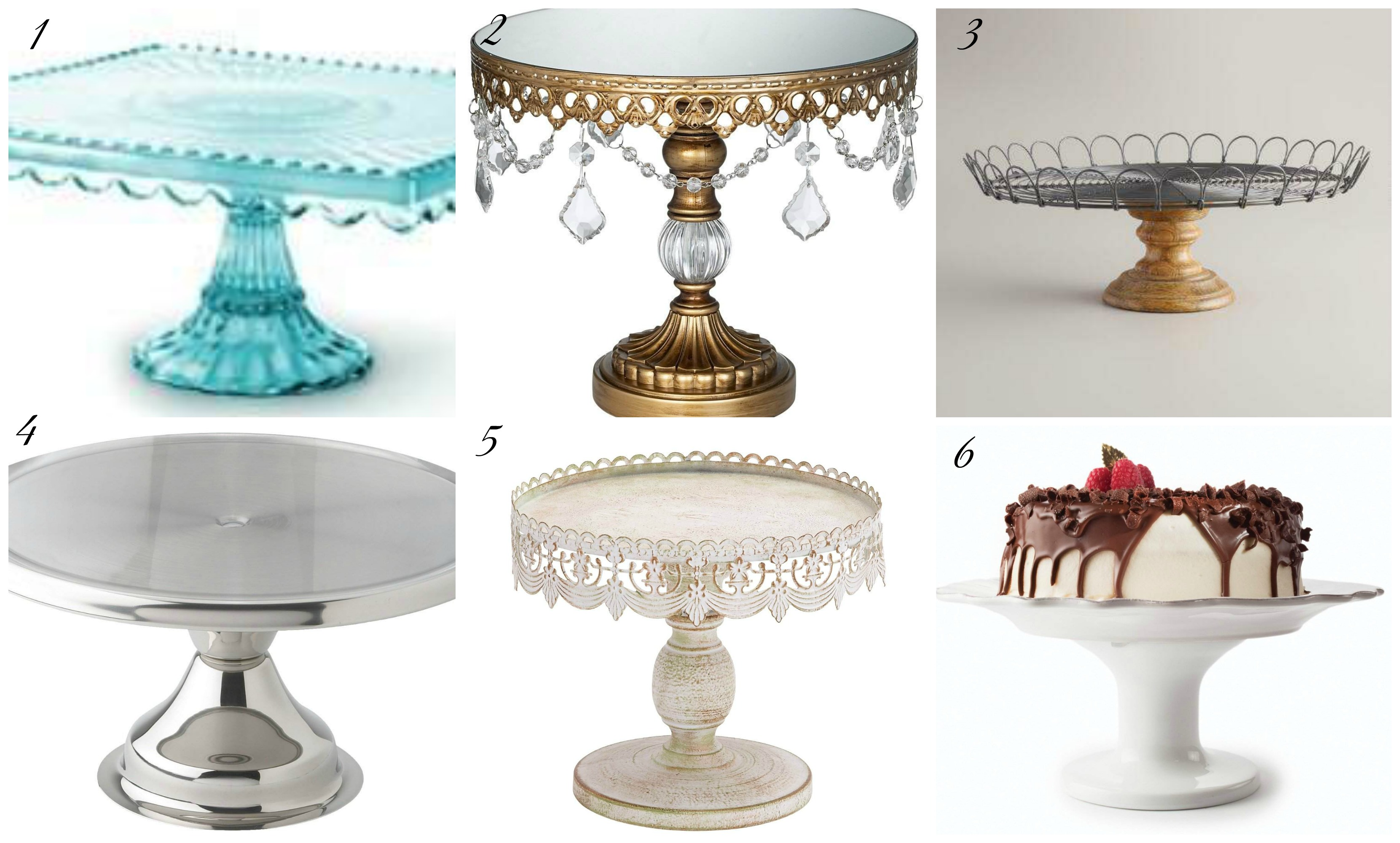 These Plates Take The Cake M Is For Mama  sc 1 st  Odyssey-World & Fancy Cake Stands - Home Ideas