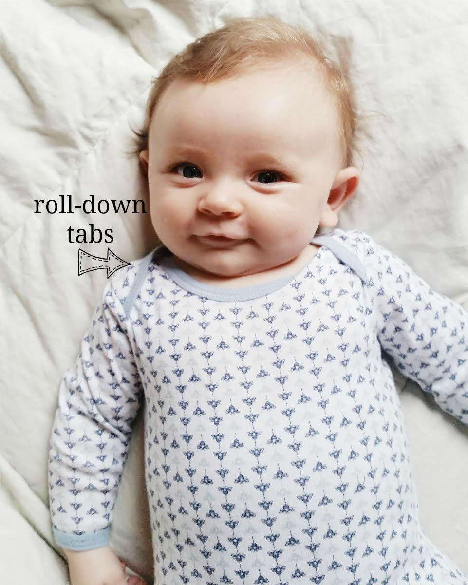 rolldown tabs