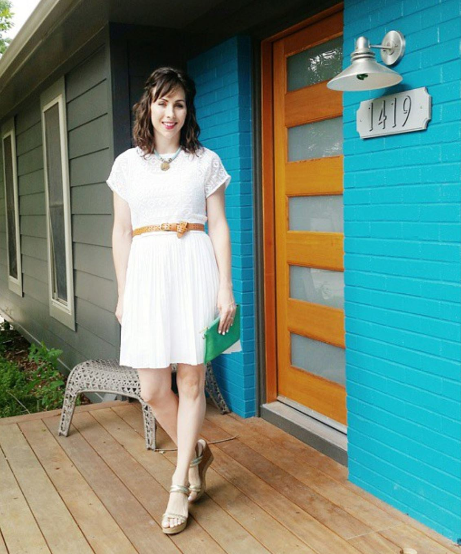 white dress5
