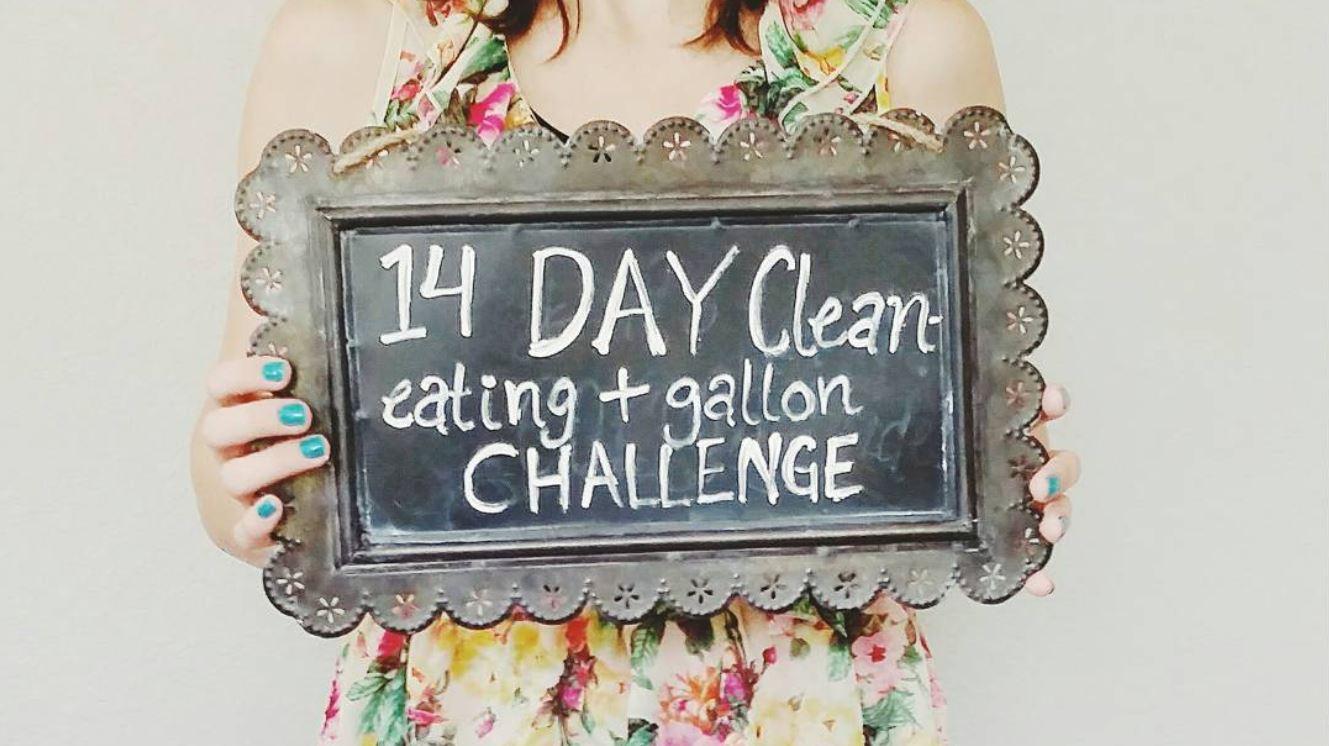 cleaneatingchallenge