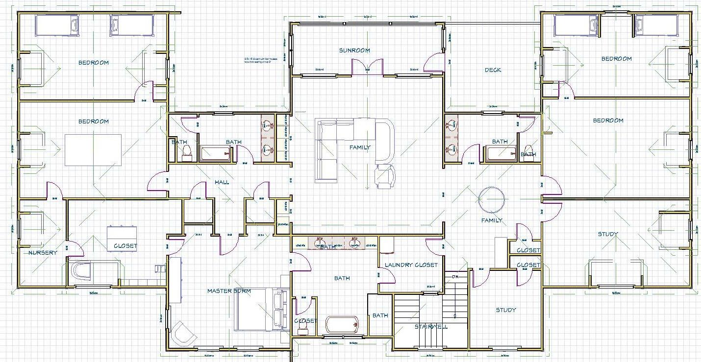Symmetrical house plans 28 images heath springs for Symmetrical house plans