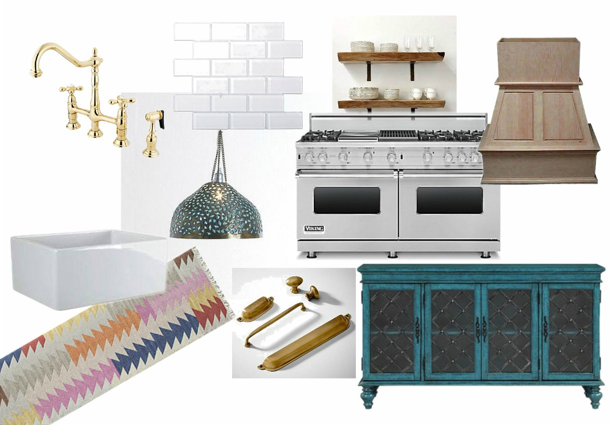 kitchen design board2