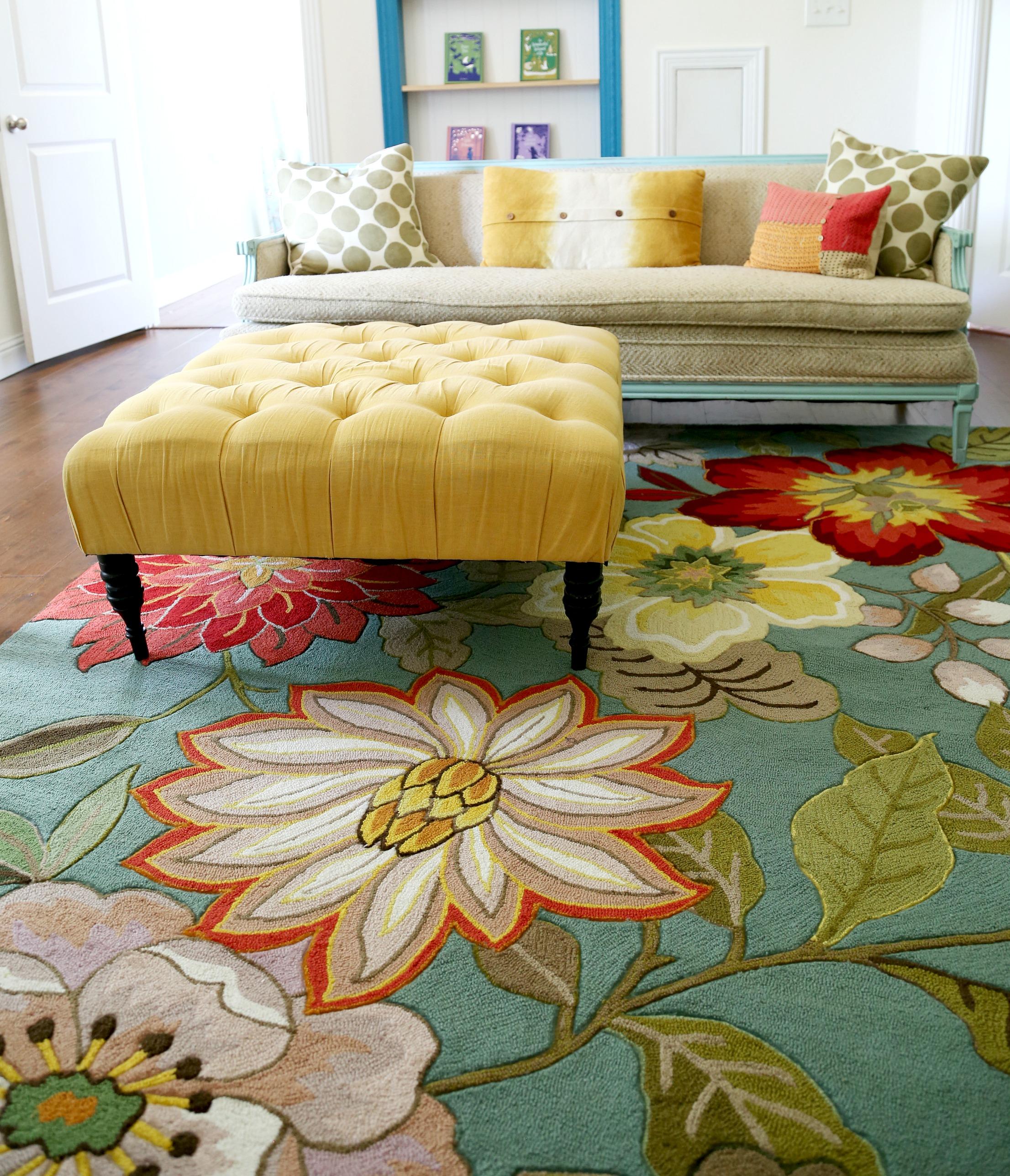 flower rug 8