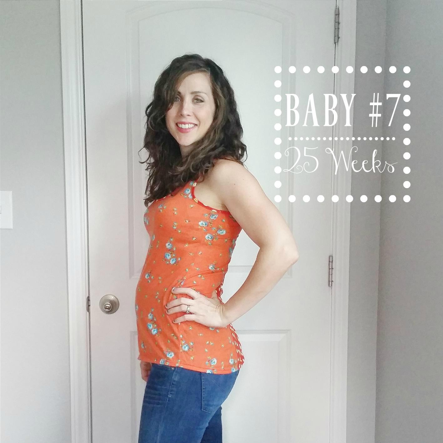 25 weeks logo