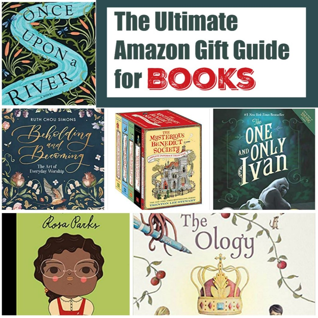amazon book guide