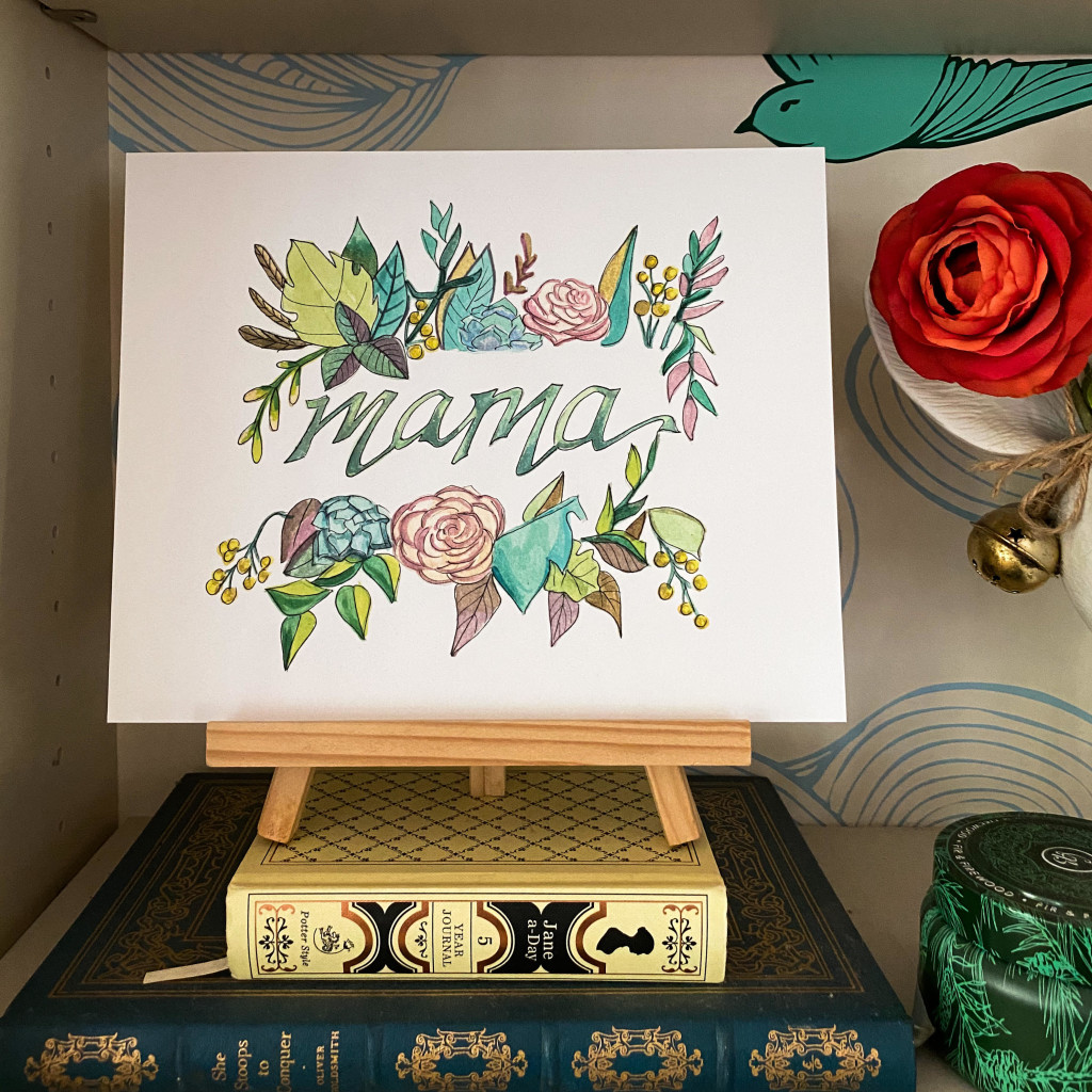 Mama print2